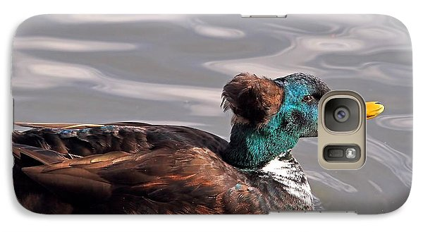Galaxy Case featuring the photograph The Brown Derby by Donna Kennedy