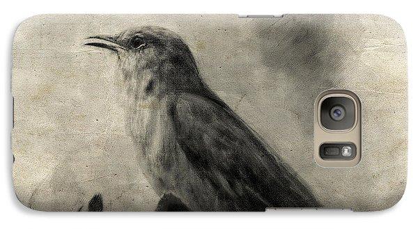 The Call Of The Mockingbird Galaxy S7 Case