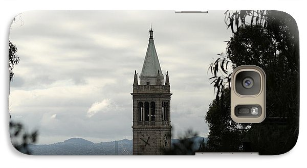 Galaxy Case featuring the photograph The Campanile by Lennie Green