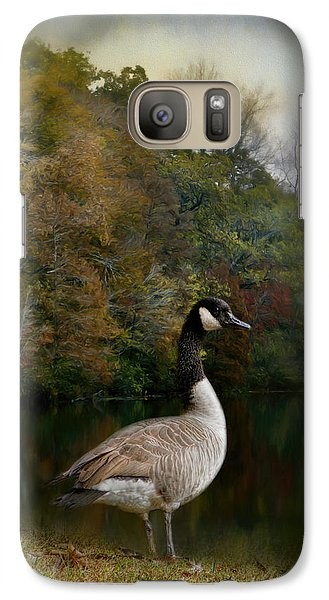 The Canadian Goose Galaxy S7 Case