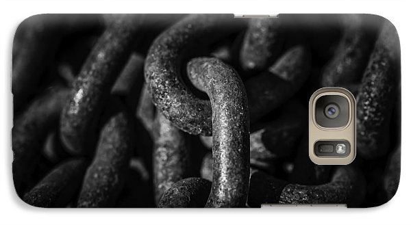 Galaxy Case featuring the photograph The Chains That Bind Us by Jason Moynihan