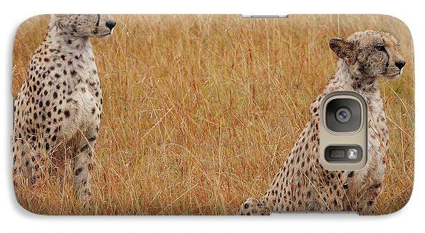 The Cheetahs Galaxy S7 Case