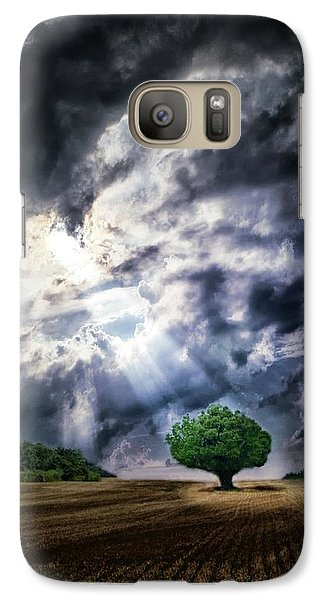 Galaxy Case featuring the photograph The Chosen by Mark Fuller