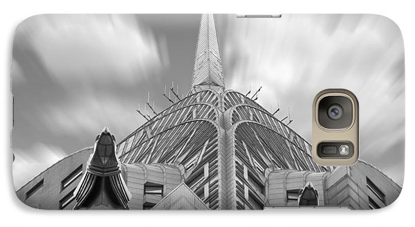 Chrysler Building Galaxy S7 Case - The Chrysler Building 3 by Mike McGlothlen