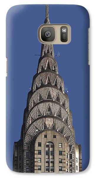 The Chrysler Building - Deco Detail Galaxy S7 Case
