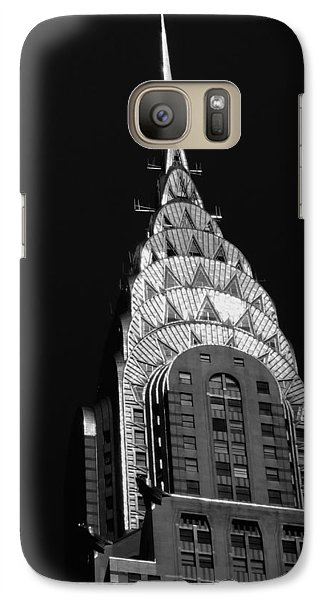 Chrysler Building Galaxy S7 Case - The Chrysler Building by Vivienne Gucwa