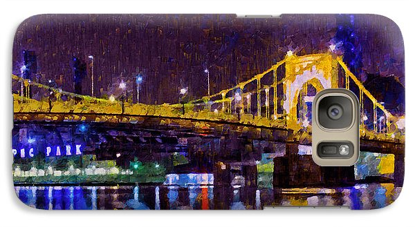 The Clemente Bridge Heading To The Northshore Galaxy S7 Case