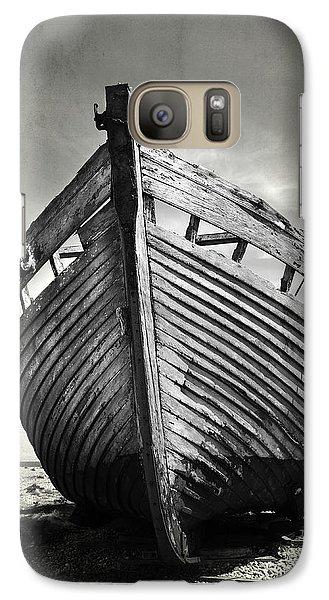 Boat Galaxy S7 Case - The Clinker by Mark Rogan