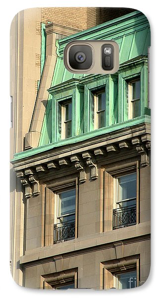 Galaxy Case featuring the photograph The Copper Attic by RC DeWinter