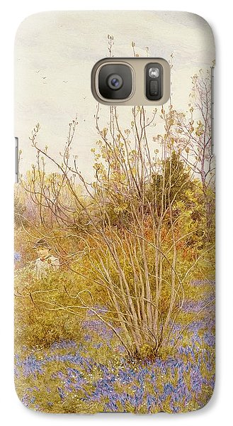 The Cuckoo Galaxy S7 Case by Helen Allingham