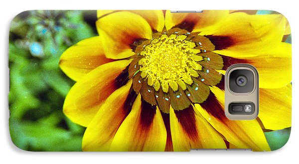 Galaxy Case featuring the photograph The Daisy by Matthew Bamberg