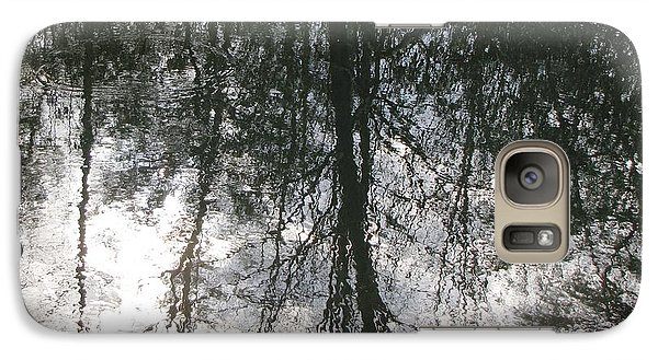 Galaxy Case featuring the photograph The Devic Pool 1 by Melissa Stoudt