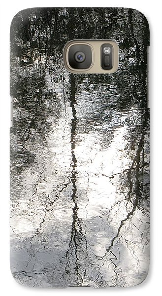 Galaxy Case featuring the photograph The Devic Pool 2 by Melissa Stoudt