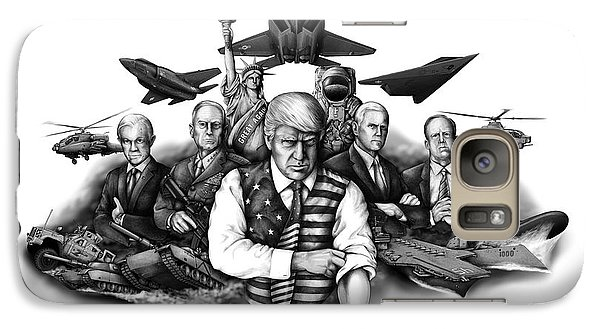 The Donald - Make America Great Again Galaxy S7 Case