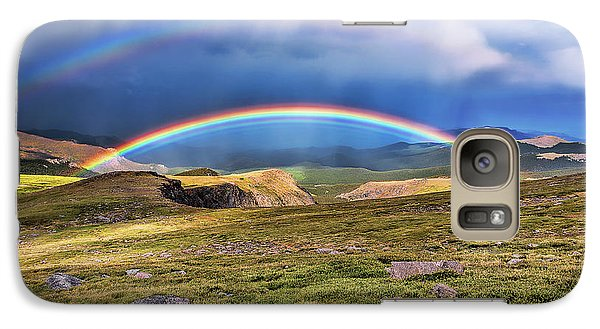 Galaxy Case featuring the photograph The Double Blessing by Jim Garrison