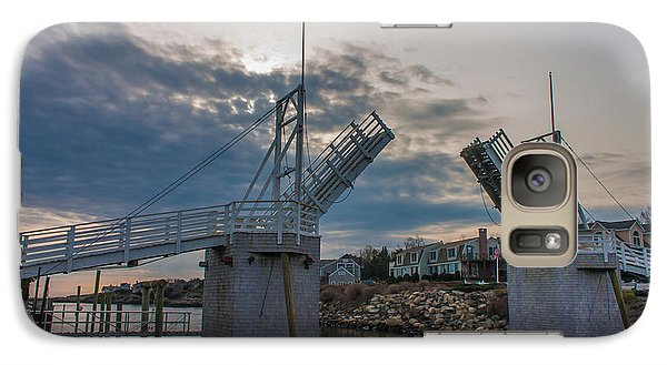 Galaxy Case featuring the photograph The Drawbridge by David Bishop