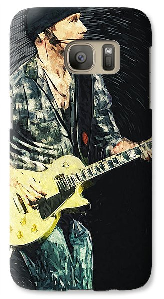 The Edge Galaxy S7 Case by Taylan Apukovska