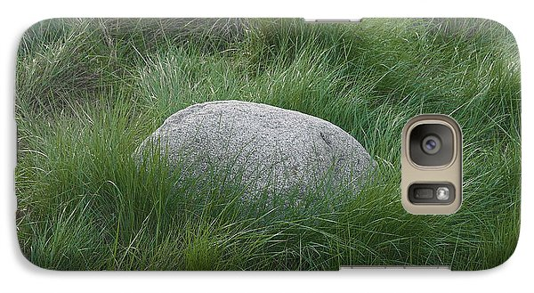 Galaxy Case featuring the photograph The Egg In The Nest by Viktor Savchenko