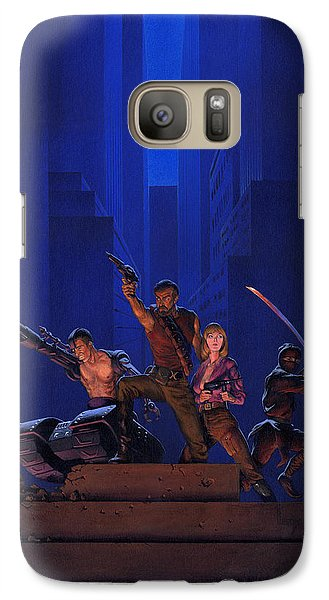 The Eliminators Galaxy Case by Richard Hescox