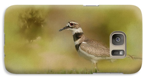 The Elusive Killdeer Galaxy S7 Case