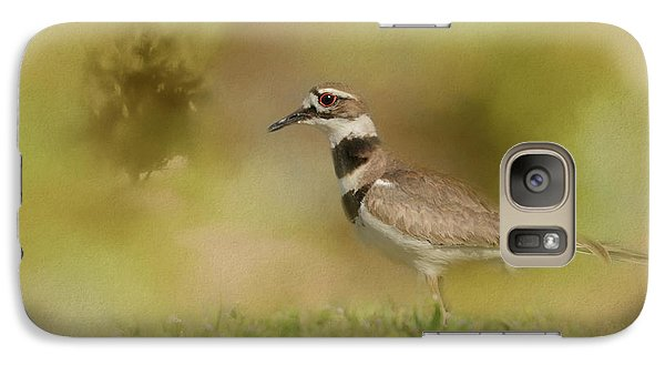 The Elusive Killdeer Galaxy S7 Case by Jai Johnson