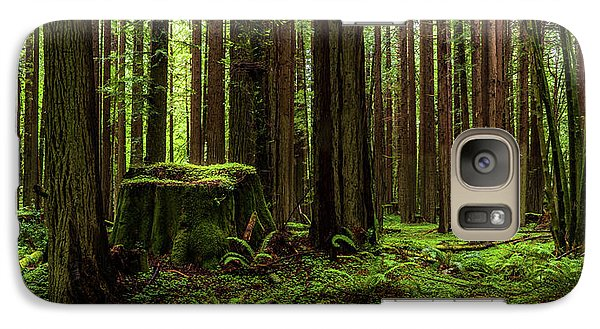 The Emerald Forest Galaxy S7 Case