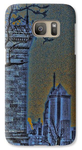 The Encroachment Upon Art Galaxy S7 Case