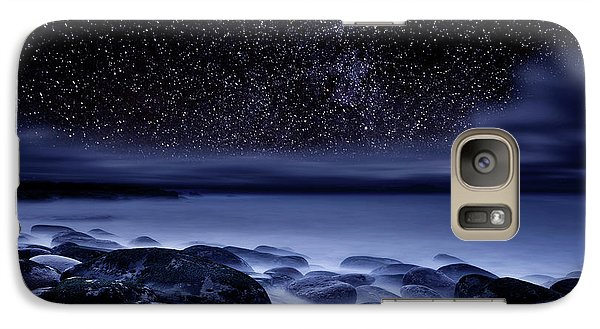 Galaxy Case featuring the photograph The Essence Of Everything by Jorge Maia