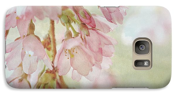 Galaxy Case featuring the photograph The Essence Of Springtime  by Connie Handscomb