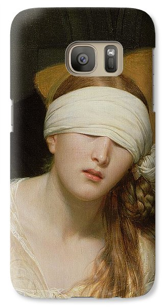 The Execution Of Lady Jane Grey Galaxy S7 Case