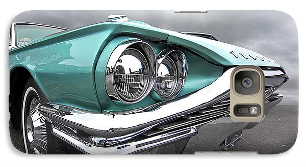 Galaxy Case featuring the photograph The Eyes Have It - 1964 Thunderbird by Gill Billington