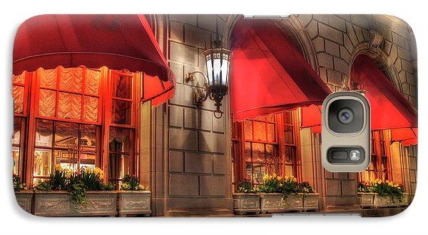 Galaxy Case featuring the photograph The Fairmont Copley Plaza Hotel - Boston by Joann Vitali