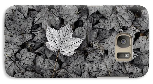 Galaxy Case featuring the photograph The Fallen by Mark Fuller