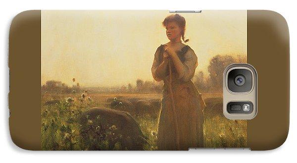 The Farm Girl Galaxy S7 Case