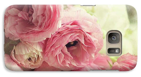 Galaxy Case featuring the photograph The First Bouquet by Sylvia Cook