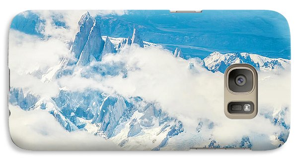 Galaxy Case featuring the photograph The Fitz Roy by Andrew Matwijec