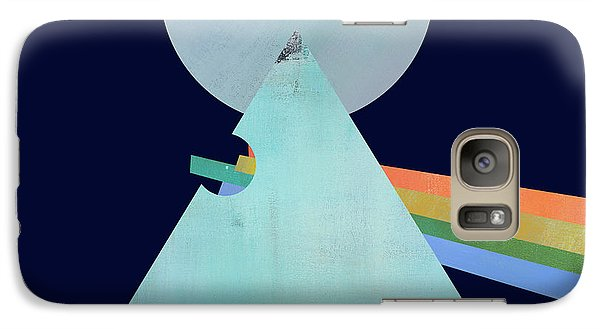 The Floyd's Dark Side Galaxy Case by Jacquie Gouveia