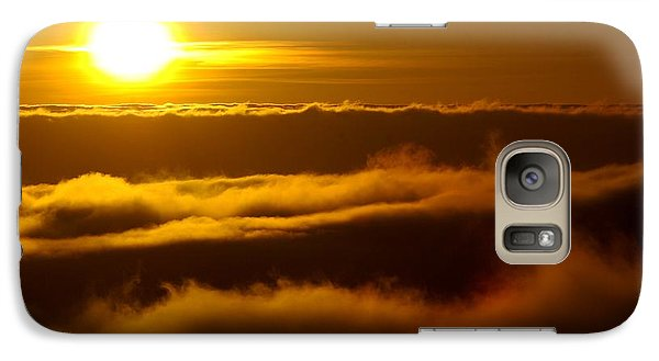 Galaxy Case featuring the photograph The Fluff by Paul Foutz