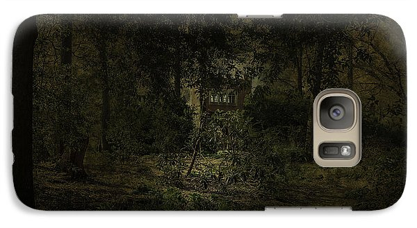 Galaxy Case featuring the photograph The Folly by Ryan Photography