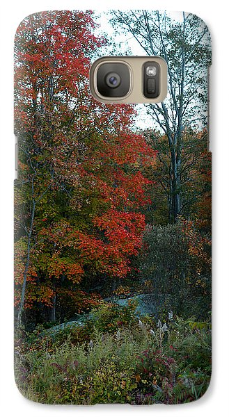 Galaxy Case featuring the photograph The Forest by Joseph G Holland