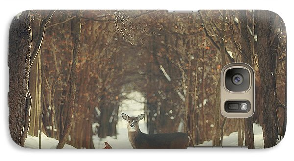 The Forest Of Snow White Galaxy S7 Case
