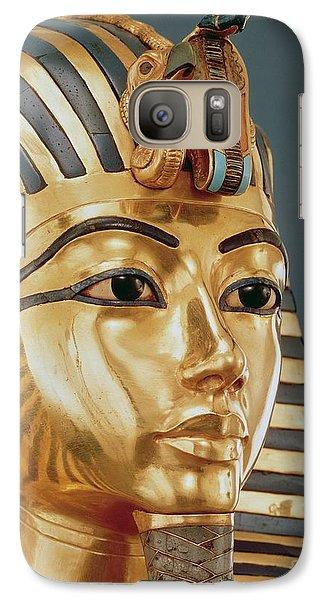 The Funerary Mask Of Tutankhamun Galaxy S7 Case