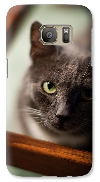 The Gaze Galaxy S7 Case