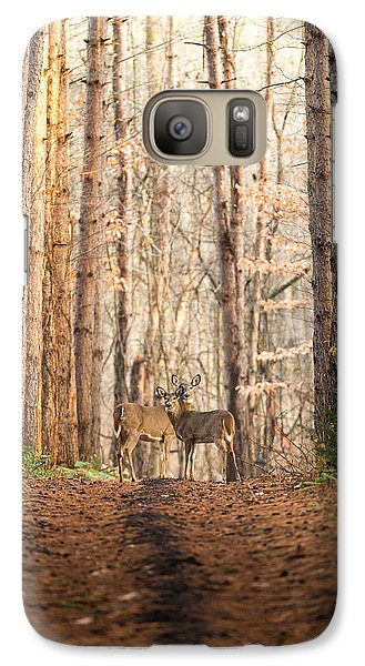The Gift Galaxy S7 Case