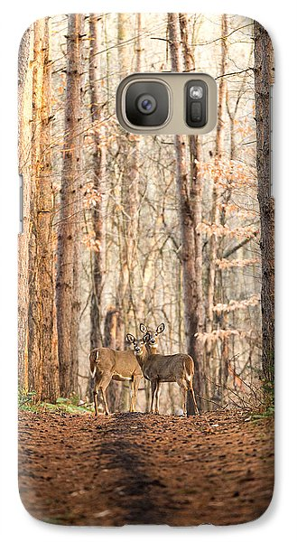 The Gift Galaxy S7 Case by Everet Regal