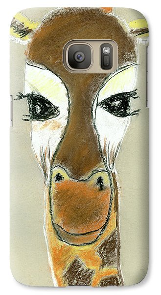 The Giraffe Galaxy S7 Case