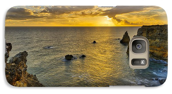 The Golden Hour - Cabo Rojo - Puerto Rico Galaxy S7 Case