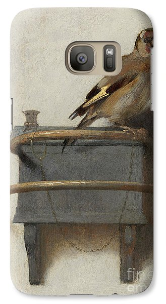 The Goldfinch, 1654  Galaxy S7 Case