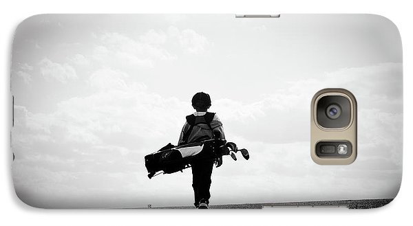 The Golfer Galaxy S7 Case