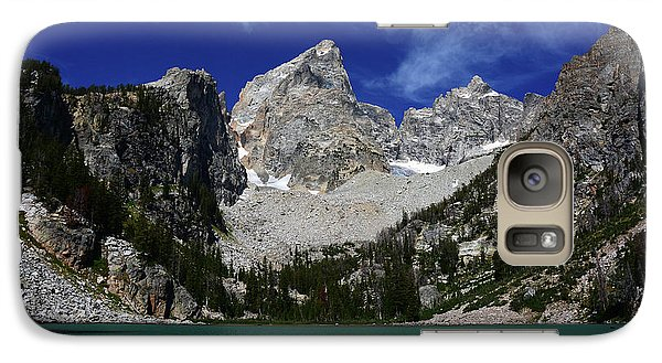 The Grand And Mount Owen From Delta Lake Galaxy S7 Case